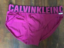 Calvin Klein X Microfibra Para Hombre De Cadera Baja Altura breve U8807. nuevo medio.