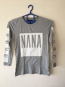 Men's Nana Judy Long Sleeve Shirt Size S