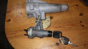 Zündschloss, Lenkradschloss + 2 Schlüssel,  Audi A4 - 8C, Nr. 893 419 565 E