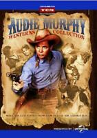 AUDIE MURPHY WESTERNS COLLECTION NEW DVD