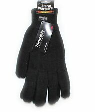 Unisex Thermal Thinsulate Gloves Extreme Winter Weather Knitted Lined Warm Wooly