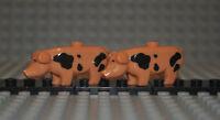 Schwein Pig 87621pb02 kompatibel zu Lego Sets 7189 70813