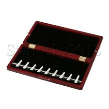 Red Wood Bassoon Reed Case Holder XL-BR9 for 9pcs Reed