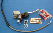 HONDA ATC 250R ATC250R OEM FRONT BRAKE MASTER CYLINDER SYSTEM NEW BDT BILLET KIT