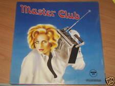 LP MASTER CLUB ITALO DISCO GAZEBO LADY LADY SPARGO MCZ3