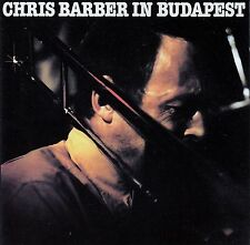 CHRIS BARBER : IN BUDAPEST / CD (STORYVILLE STCD 408) - NEU