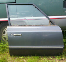 87  PLYMOUTH  RELIANT  RIGHT   FRONT   DOOR    --Check This Out!--