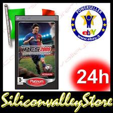 Pro Evolution Soccer 2009 - Italiano - PSP GAME ITA PES 2009 - Versione Platinum