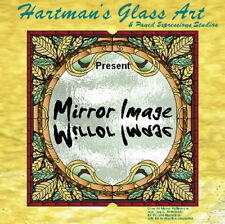 MIRROR IMAGE Stained Glass Pattern CD Paned Expressions + BONUS CD