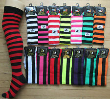 Striped Cotton Blend Socks & Tights (2-16 Years) for Girls