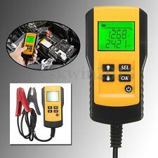 12V LCD Digital Battery Diagnostic Tool Auto Car Battery Load Tester Analyzer