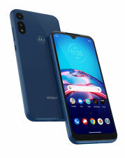 Motorola Moto E (2020) - 32GB - Midnight Blue (Boost Mobile) (Single SIM)