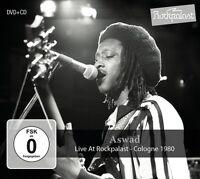 ASWAD - LIVE AT ROCKPALAST COLOGNE 1980 2 VINYL LP NEU