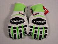 New Reusch Ski Racing Training RtexXT Gloves Junior S, M, XL #4471233INV