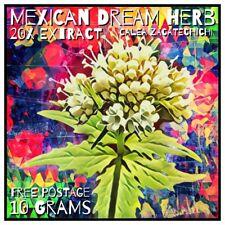 Mexican Dream Herb (Calea zacatechichi) 20x Extract Powder 10 Grams