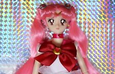 PRE-ORDER Sailor Moon Doll Sailor Chibi Moon Inspired Deluxe Handmade