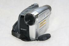 Sony Handycam DCR-HC35E PAL MiniDV Videocamera difettoso TOUCH SCREEN