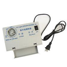 UltraViolet Light UV EPROM Data Eraser Erase Eraseable Timer High Speed S1
