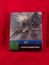 Pacific Rim Blu-Ray limited Steelbook,Region Free
