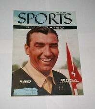 1955 Sports Illustrated ED FURGOL US Open Preview !