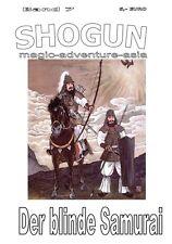 Der blinde Samurai- Shogun  Band 7