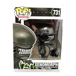 Funko POP! Movies Xenomorph Alien 731 Vinyl Figure 40th Anniversary Horror SciFi