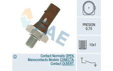 FAE Interruptor de control la presión aceite VOLKSWAGEN GOLF SEAT AUDI 12890