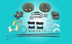 1958-1964 Chevrolet rear disc brake conversion
