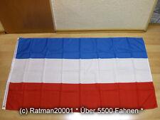Fahne Flagge Schleswig Holstein 60 x 90 cm