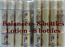 [Dabin Shop] The History of Whoo Hwahyun Balancer & Lotion Sample Bottles 16ea