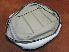Original Seat Cover Seating Surface Rear Left Leather Grey Vw Golf 4 Variant