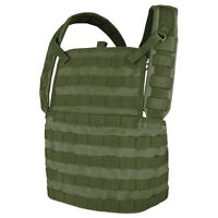 Condor MCR1 OD Green MOLLE PALS Modular Adjustable Padded Modular Chest Rig I