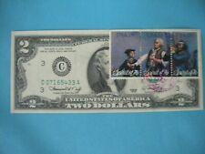 1976 2 Dollar Bill - Uncirculated- Spirit of '76