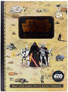 EBOND Star Wars: Galactic Atlas Libro LI002007