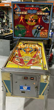 Olympics Pinball Machine Coin Op Chicago Coin 1975 Free Shipping
