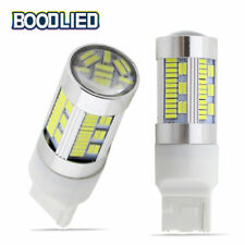 2x T20 7440 ultra white 105smd 4014 WY21W Led canbus turn single light bulbs 12V