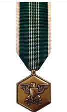 Vanguard (Mini) Miniature US Army Commendation Medal Award