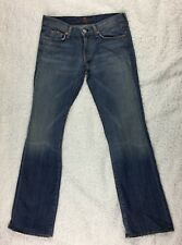 7 For All Mankind Boot Cut Women's Blue Jean Size 30