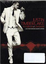 Justin Timberlake-FutureSex/LoveShow from Madison Square Garden 2-DVD * Nuovo/Scatola Originale