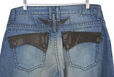 NWOT Men's Robin's Jean Short Flap Size 36/36