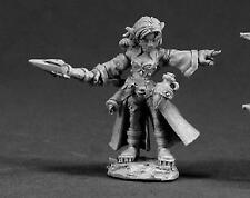 Reaper Miniatures Cassie, Female Gnome Wizard RPR 03340