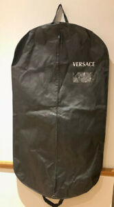 6 X Versace Garment Carrier Protector Suit/Dress/coat Cover Dust Bag Pre-loved
