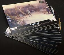 STAR WARS Jedi Legacy 2013 Topps INFLUENCES Near Complete 17/18 Card Insert SET