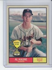 Al Kaline '54 Detroit Tigers Rookie Stars series #22 by Monarch Corona
