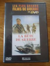 DVD * LA BETE DE GUERRE * DZUNDZA PATRIC BAUER BALDWIN GUERRE ATLAS
