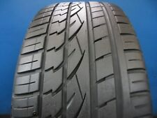 Used Continental CrossContact UHP  265 40 21  8/32 Tread   1325F