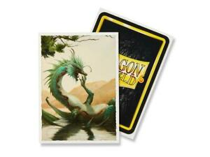 Dragon Shield Art Sleeves - Summer Dragon - 100 Bustine Protettive - MTG