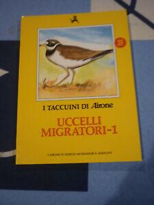 UCCELLI MIGRATORI 1 I TACCUINI DI AIRONE 35