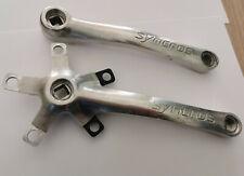 Syncros Kurbel silber 175mm / crank silver retro vintage / Vierkant BSA / kult
