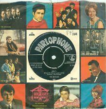 "THE BEATLES - HELP / I'M DOWN ( DUTCH PARLOPHONE  R 5305)  7""PS  1965"